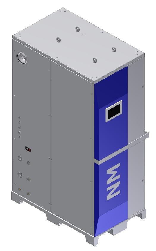 Nitrogen Gas Purifier ~ Offshore nitrogen