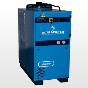UDW 01800 - 30.000 l/min - DN80 (Water cooled)
