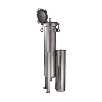 "BFSD-2 Bagfilter Housing 2"" Side in /out (SS304)"