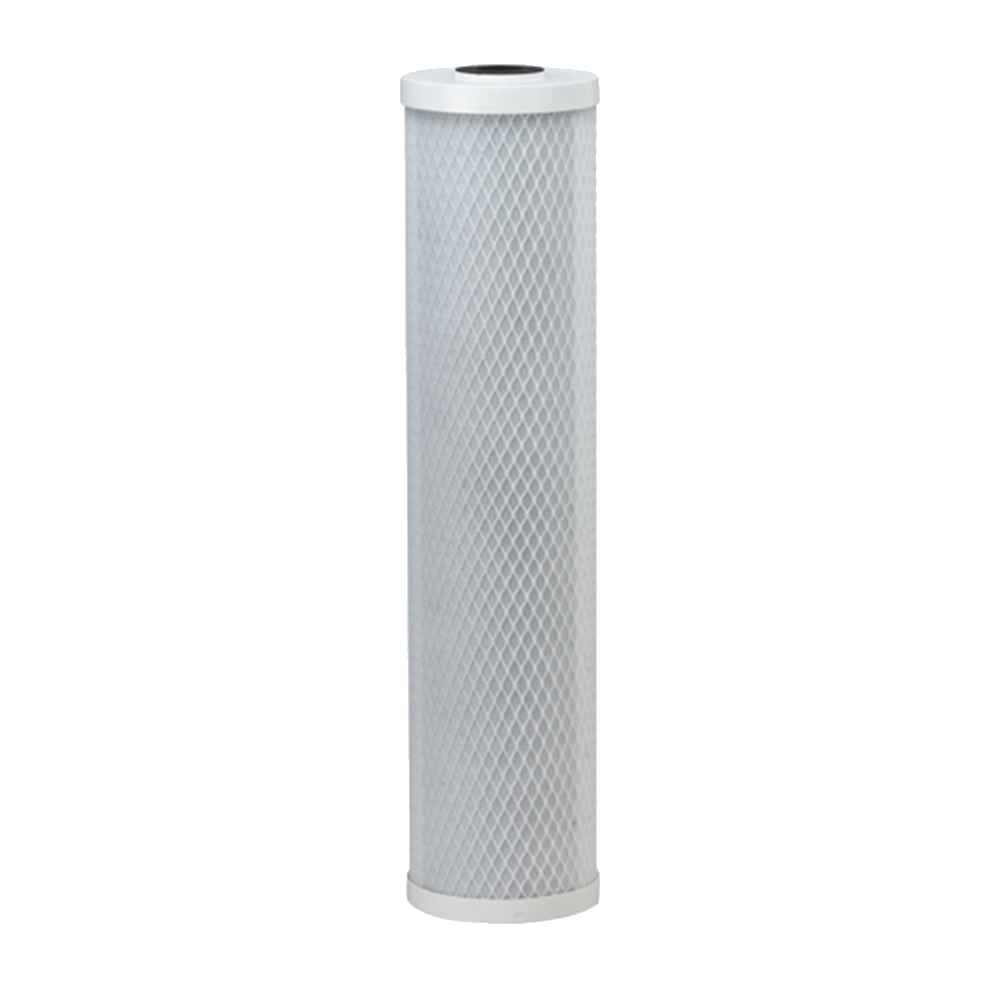 "Ultra-Pure Jumbo 20"" filter - Active Carbon"