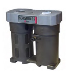 Sepremium 3.5 - 3,5m³/min - Oil & Water Seperator