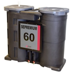 Sepremium 60 - 60m³/min - Oil & Water Seperator