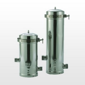 "3M Filter Housing DS - 500 L/min 5 x 40"" - 2"" BSP"