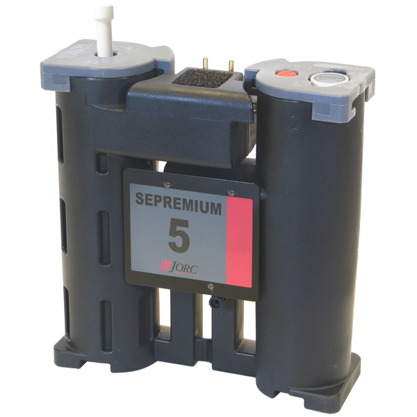 Sepremium 5 - 5m³/min Oil & Water Seperator